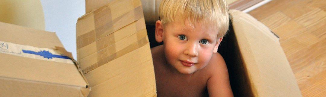 5 astuces pour faciliter le déménagement avec votre enfant